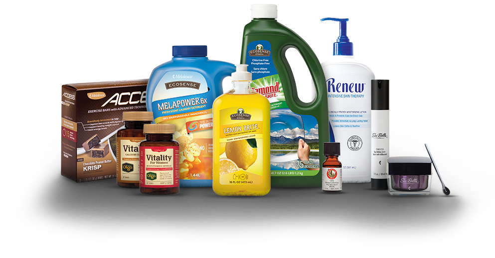 Melaleuca Products
